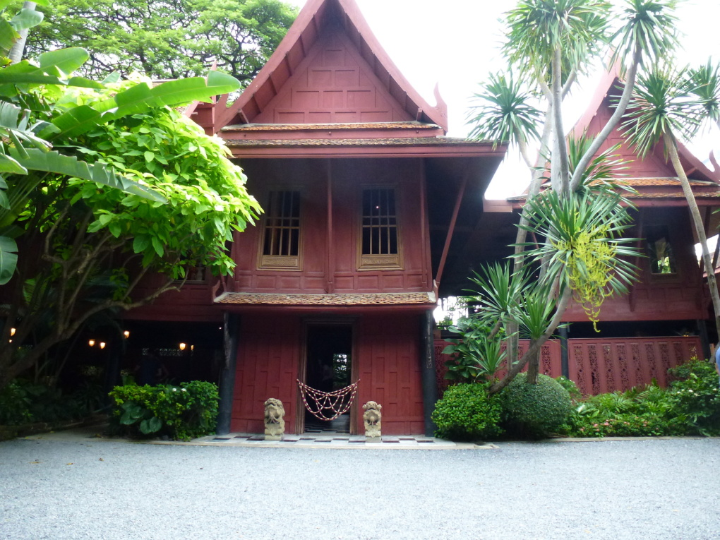 Maison de Jim Thompson